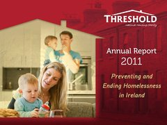 Threshold annual report launch